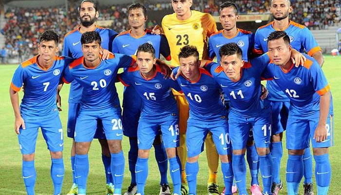 indian football team, sportswhy, Indian Fifa rank 97