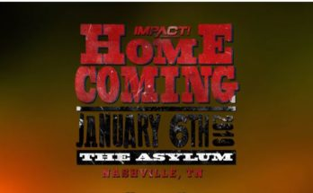 the asylum homecoming, impact wrestling, pay per view 2019, sportswhy, sports why