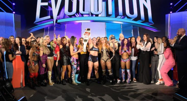 sports why, sportswhy, wwe evolution, wwe evolution results, wwe evolution ronda vs nikki