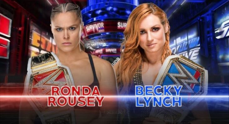 Ronda Rousey, Becky Lynch, Survivor Series, sports why, sportswhy, sportswhy.com, wwe rumors, wrestlemania 35, main event