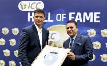rahul dravid cricket hall of fame - sportswhy