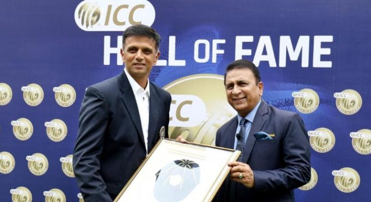 rahul dravid cricket hall of fame - sportswhy
