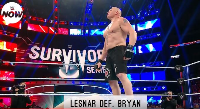 wwe survivor series 2018 results,survivor series 2018 results, survivor series, brock lesnar, sportswhy, sports why