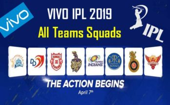 IPL 2019 all team squads, Vivo IPL 2019 all team squads, Sunrisers Hyderabad, Mumbai Indians, Chennai Super Kings, Delhi Capitals