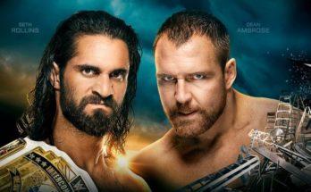 WWE TLC 2018 Predictions, seth rollins vs dean ambrose, seth rollins vs dean ambrose tlc 2018, sportswhy