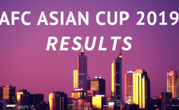 AFC Asian cup 2019 Results, AFC Asian cup 2019 quick Results, AFC Asian cup 2019 India Results, Asian cup 2019, Asian cup 2019 Results