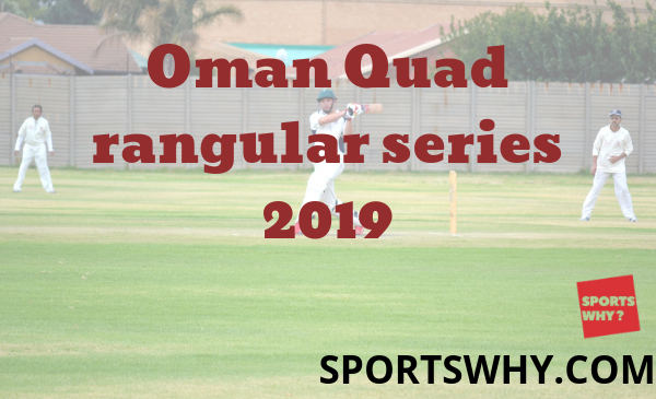 Oman Quadrangular Series 2019 schedule, venues and teams, Three other teams for the tournament are the Netherlands, Scotland, and Ireland. All teams will play against each other once in the tournament. Officially tournament will kick off on 13th February 2019 but two warm-up matches between Oman Development team and Ireland will happen on 9th and 10th February 2019. The series will be good for all teams for the global 2020 World T20 qualifier.