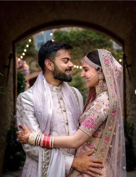 6 Photos from Virat Kohli's Instagram account, Virat and Anushka wedding, Virat and Anushka anniversary, sportswhy
