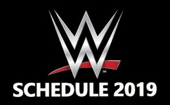 WWE Pay Per View Schedule 2019