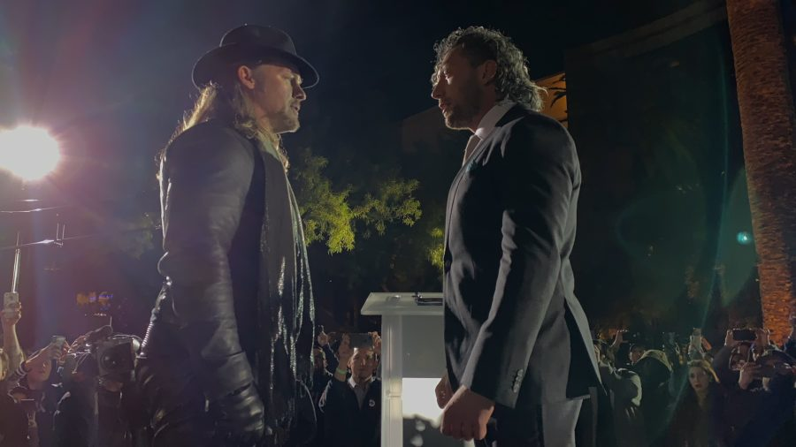 chris jericho and kenny omega, chris jericho aew, kenny omega aew, all elite wrestling, aew roster 2019, aew roster
