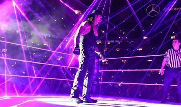 the undertaker, the undertaker wrestlemania 34, the undertaker vs john cena, sportswhy