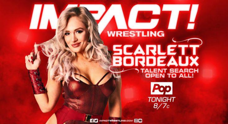 5 Amazing facts about Scarlett Bordeaux, Scarlett Bordeaux Impact wrestling, Scarlett Bordeaux impact, Scarlett Bordeaux hot, Scarlett Bordeaux wrestler, Scarlett Bordeaux debut, Scarlett Bordeaux pics