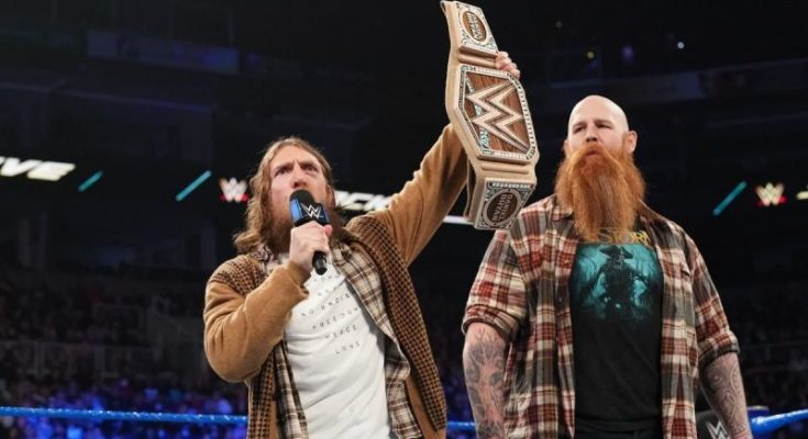 Top 5 opponents for Daniel Bryan at WrestleMania 35 | SportsWhy