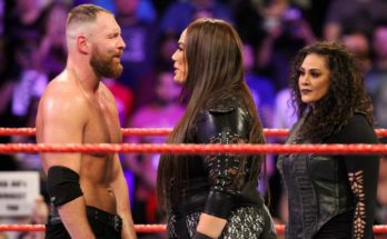 Dean Ambrose Vs Nia Jax advertised by WWE, Dean Ambrose Vs Nia Jax, Dean Ambrose and Nia Jax, Dean Ambrose Vs Nia Jax on raw, Nia Jax vs Dean Ambrose, Nia Jax and Dean Ambrose, dean ambrose wwe, nia jax wwe, tamina and nia jax, sportswhy, wwe