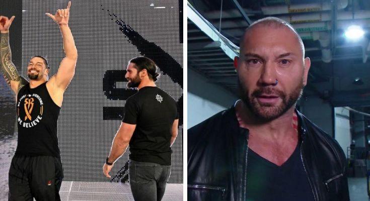 Batista and Roman Reigns are back on Raw, Roman Reigns returns, Batista returns