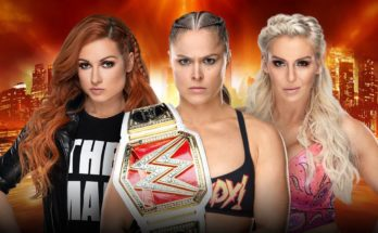 3 Reasons why Raw Women's Championship is headlining WrestleMania 35