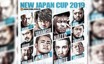 New Japan Cup 2019 matches and results