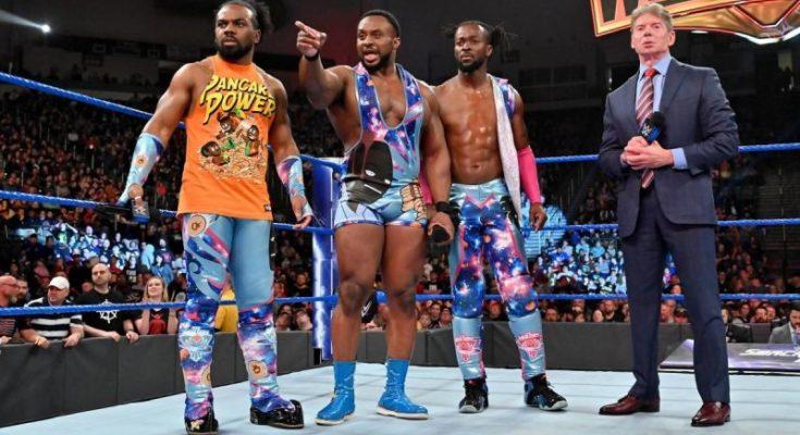 WWE SmackDown Live 12 March 2019 Results   Mr McMahon put roadblock infront of Kofi Kingston