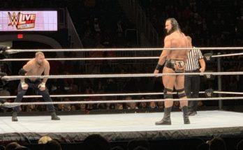 WWE live event results toronto canda, wwe toronto, wwe live toronto, wwe toronto 8 march 2019