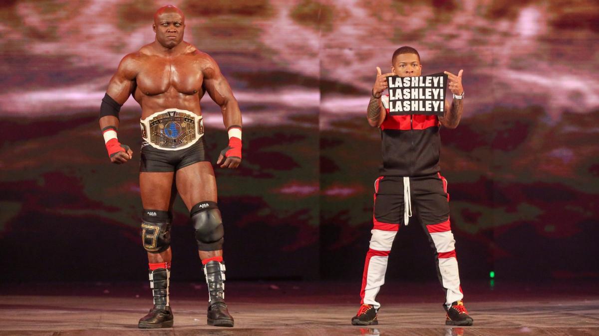 Amazing photos from WWE WrestleMania 35 entrances, WrestleMania 35 entrance, Bobby Lashley WrestleMania 35 entrance