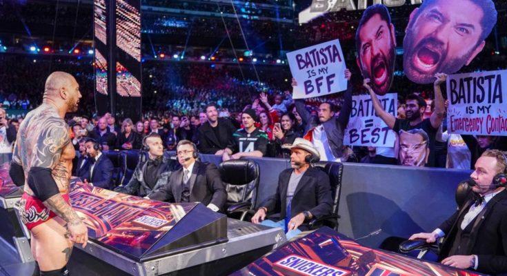 Amazing photos from WWE WrestleMania 35 entrances