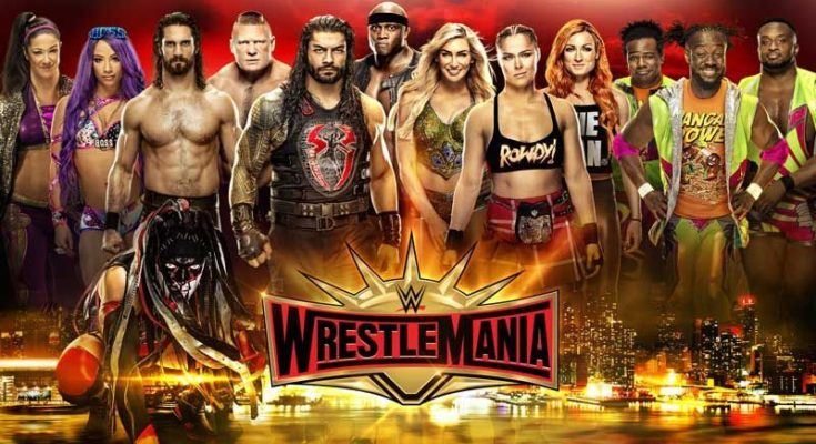 WWE WrestleMania 35 FACTS and match predictions