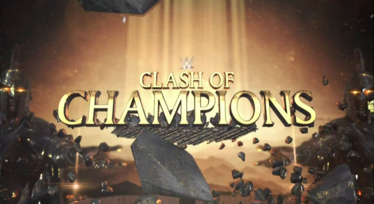Clash of champions 2019