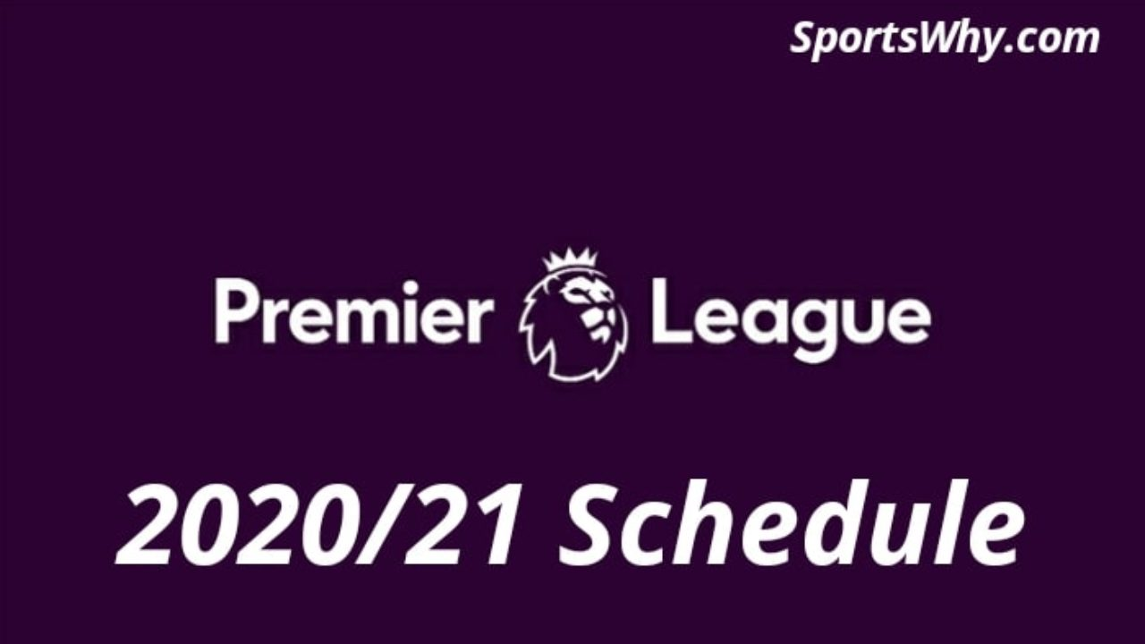 Calendario Premier League 2021 Pdf Premier League fixtures 2020/21 Schedule and PDF for download