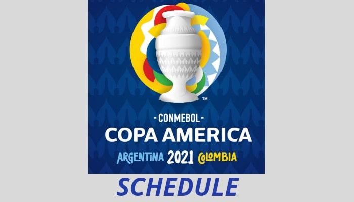Copa America 2021 übertragung